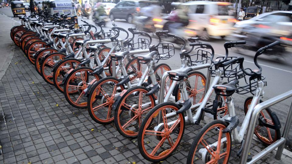 Barring sporadic protests, leaders from Congress and NCP were missing in action as they lost elections one after another since 2014. (In pic) The opposition failed to raise the issue of public bicycle sharing scheme.