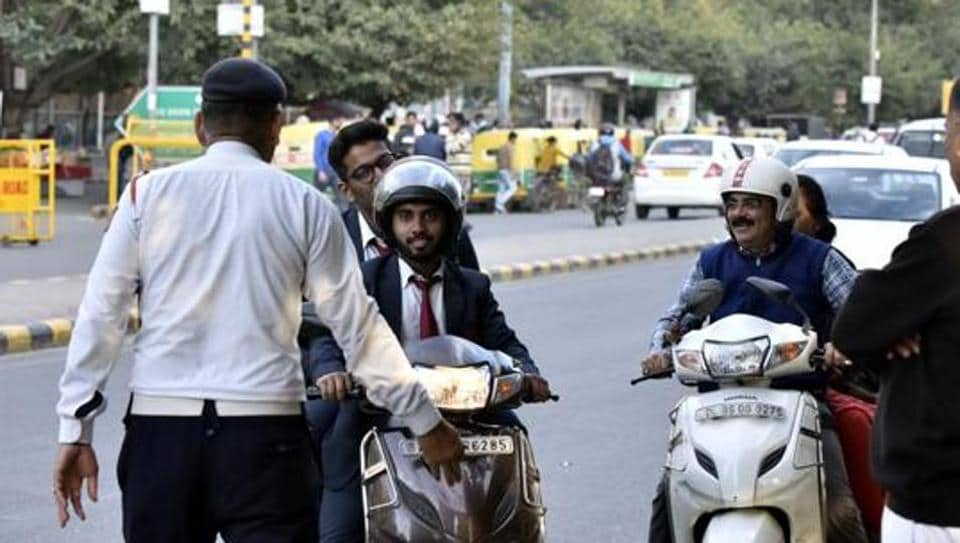 Delhi Traffic Police is withdrawing about 1.5 lakh challans issued in two and a half months between August and October 10.