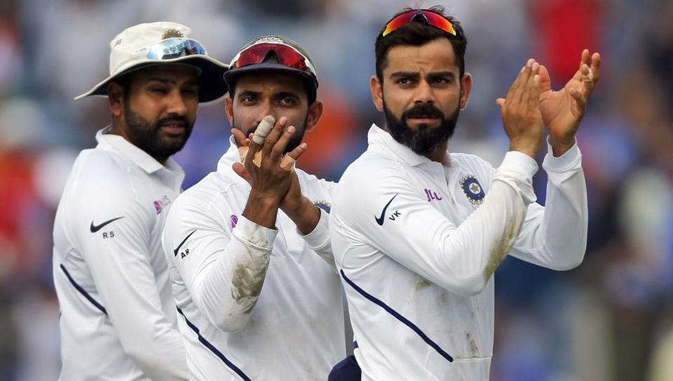 India's cricket team captain Virat Kohli