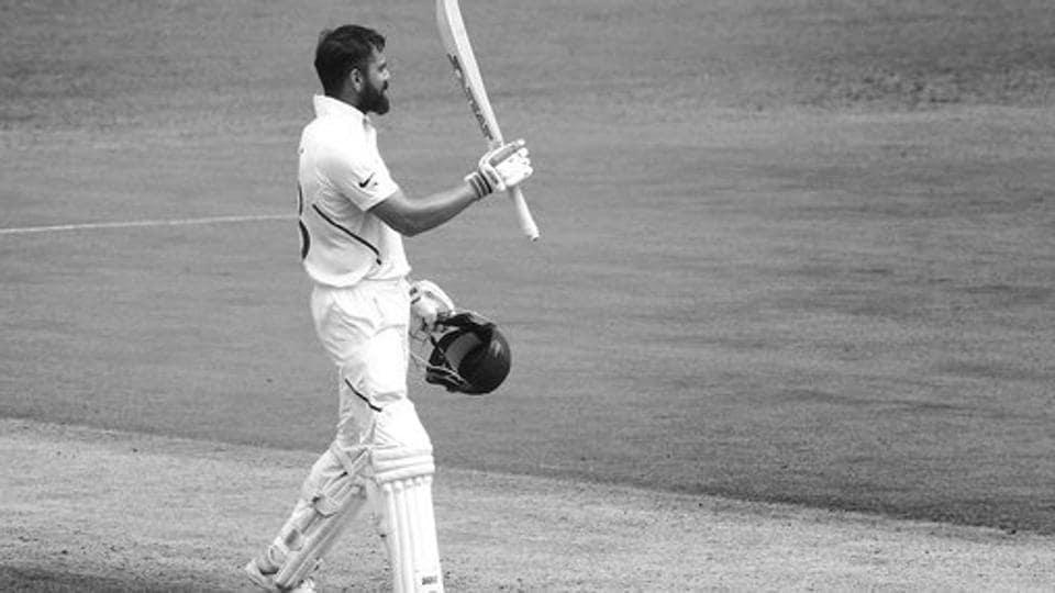 Kohli registered his career-best score in Test matches