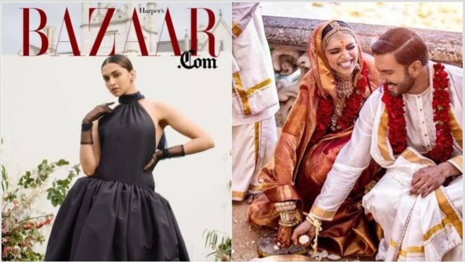 Deepika Padukone's Cover Photo Shoot Proves That She Can Nail Just Anything!