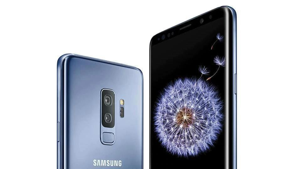 Samsung Galaxy S9 available at its lowest price.