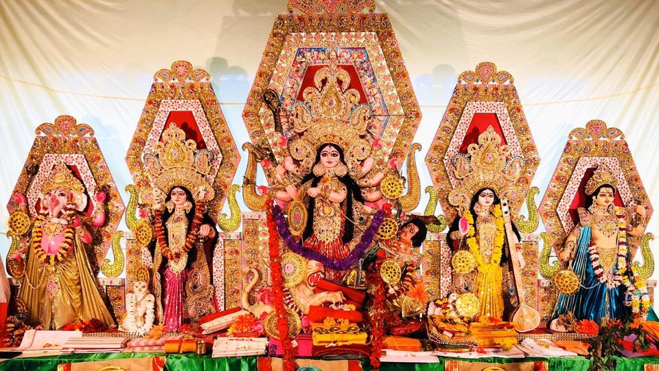 The Swiss Puja celebrations in Zurich