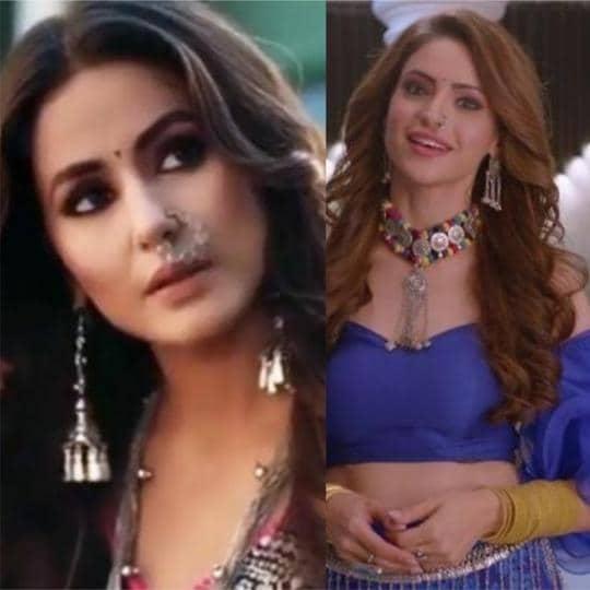 Aamna Sharif replaces Hina Khan as the villain on Kasautii Zindagii Kayy, Komolika.