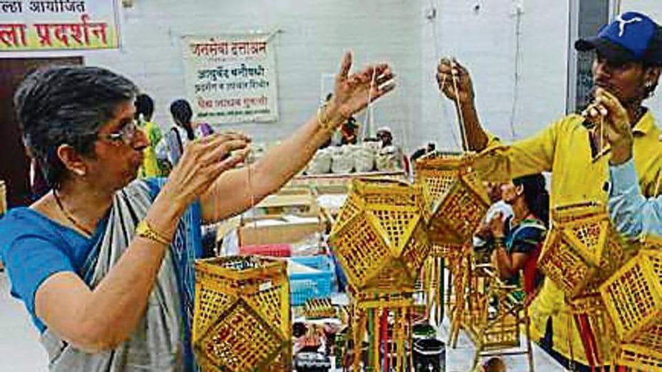 Residents have started shopping from buying new clothes to lanterns and diyas.
