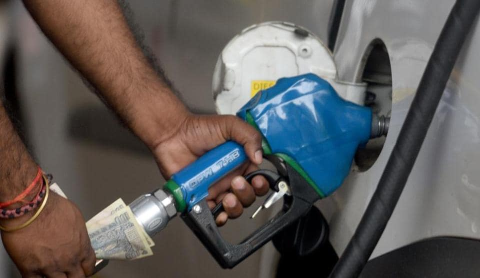 Diesel, the most used fuel in the country, saw demand drop by 3.2 per cent to 5.8 million tonnes.