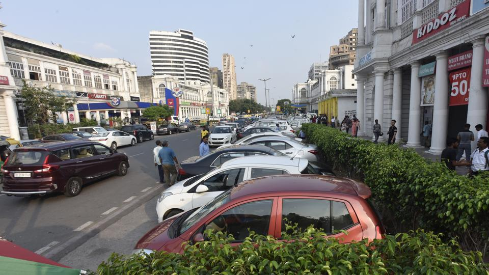 Parking a car in a popular area such as Connaught Place (CP) for a 10-hour workday can become costly soon.