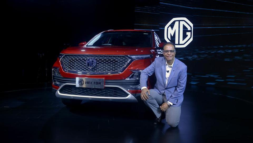 MG Motor India partners eChargeBays to set home charging infrastructure for Electric Vehicles - autos - Hindustan Times