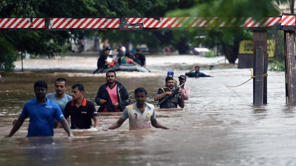 The Pune district recorded 27 per cent excess average rainfall during this year.