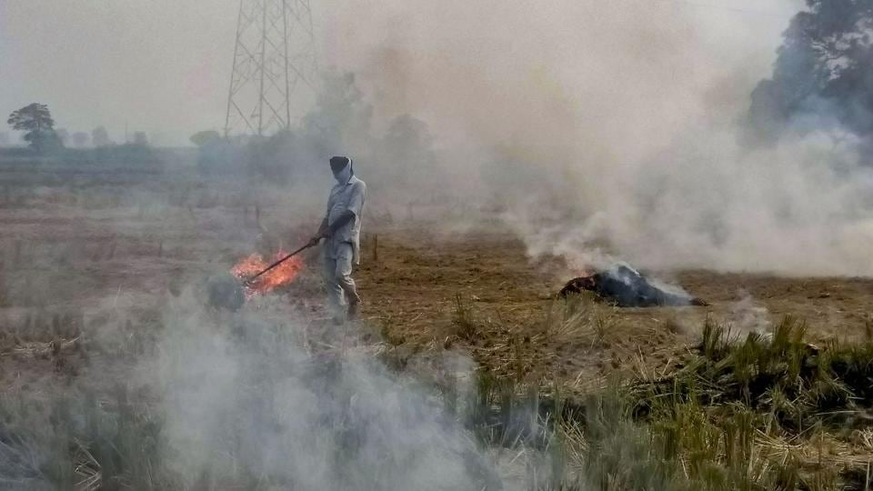 Many areas in the Delhi-National Capital Region recorded air quality in the