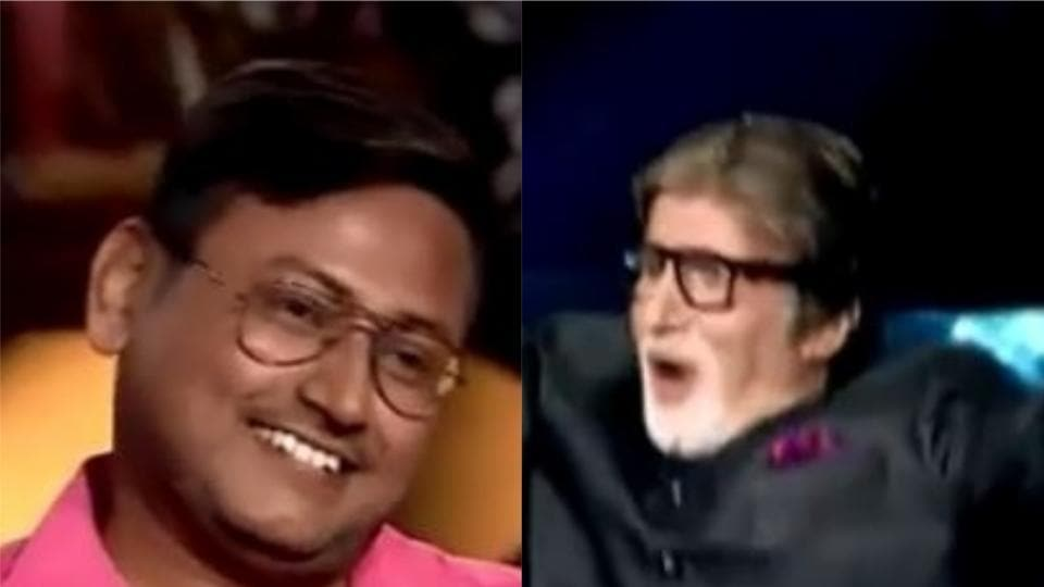 KBC 11:Gautam Kumar Jha is now the third contestant on the show to win Rs 1 crore.