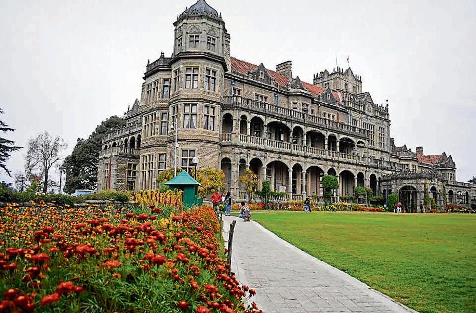 The Viceregal Lodge is one of the most-visited places in Shimla with2.15 lakh tourists including it in their itinerary last year alone.