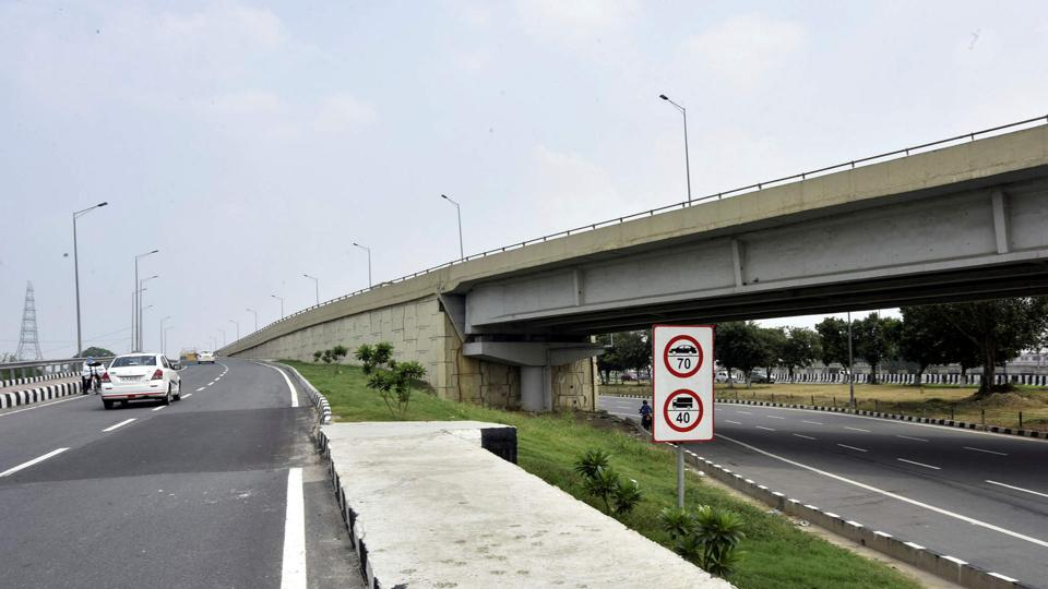 Police said that the same speed limit may eventually be fixed for all other highway stretches in the national capital.