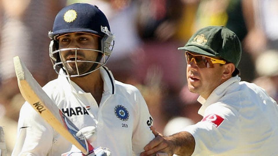 File image of Virat Kohli and Ricky Ponting (R)