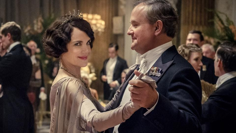 Downton Abbey movie review: Elizabeth McGovern and Hugh Bonneville return as Earl and Lady of Grantham.