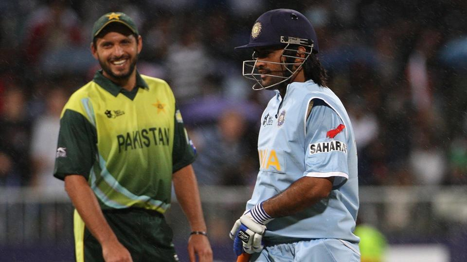 India beat Pakistan in a bowl-out after the match was tied