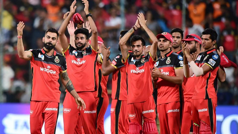 A file photo of Royal Challengers Bangalore.