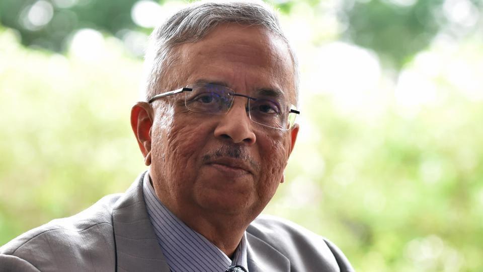 Former director general of police, Maharashtra, Jayant Umranikar.