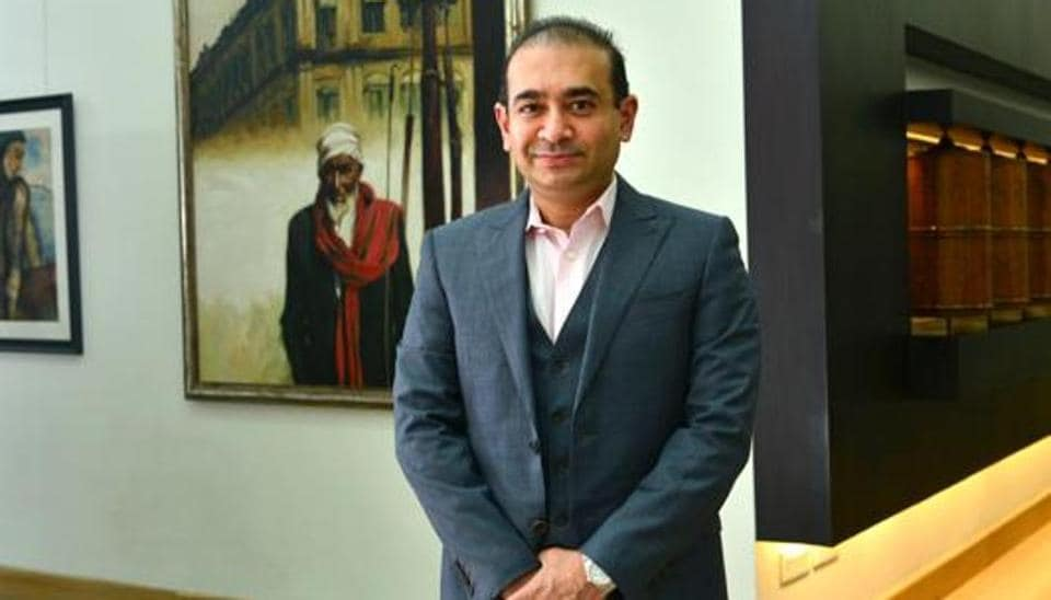 Fugitive diamantaire Nirav Modi will appear via videolink from his London jail for a regular remand hearing at Westminster Magistrates' Court.