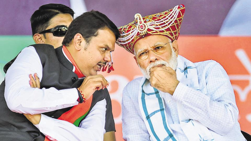 "In the sharpest attack yet on the Opposition, Prime Minister Narendra Modi on Wednesday accused the Congress and the Nationalist Congress Party (NCP) of speaking against ""national interest"", and said that the Congress was not the party that once led the country to Independence."