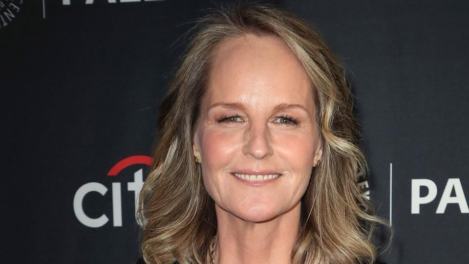 Helen Hunt hospitalized after auto  crash in L.A.