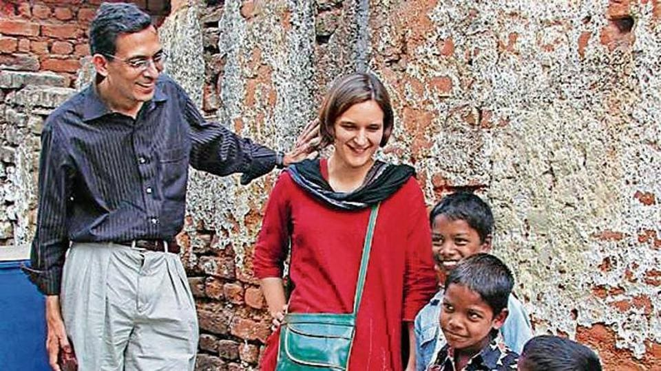 Abhijit Banerjee and Esther Duflo were awarded the NobelPrize for their experimental approach to alleviate global poverty.