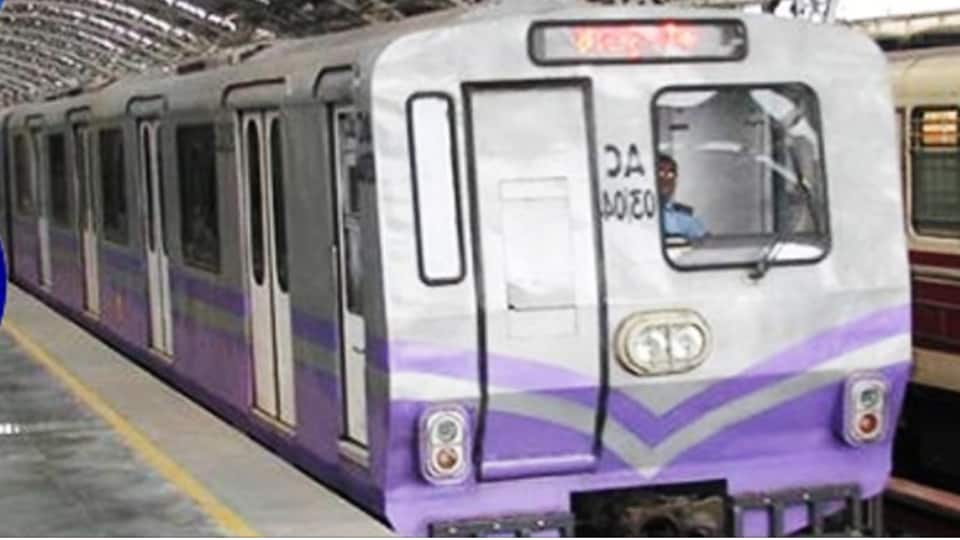 Kolkata metro railway services were affected for over half an hour after a man jumped on the tracks in front of an approaching train at the Central station.