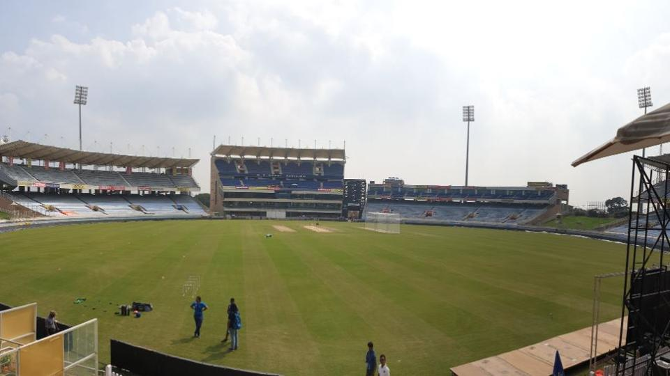 JSCA International Sports Complex in Ranchi will host the 3rd Test