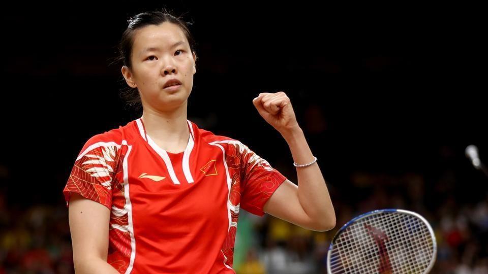 Xuerui Li of China