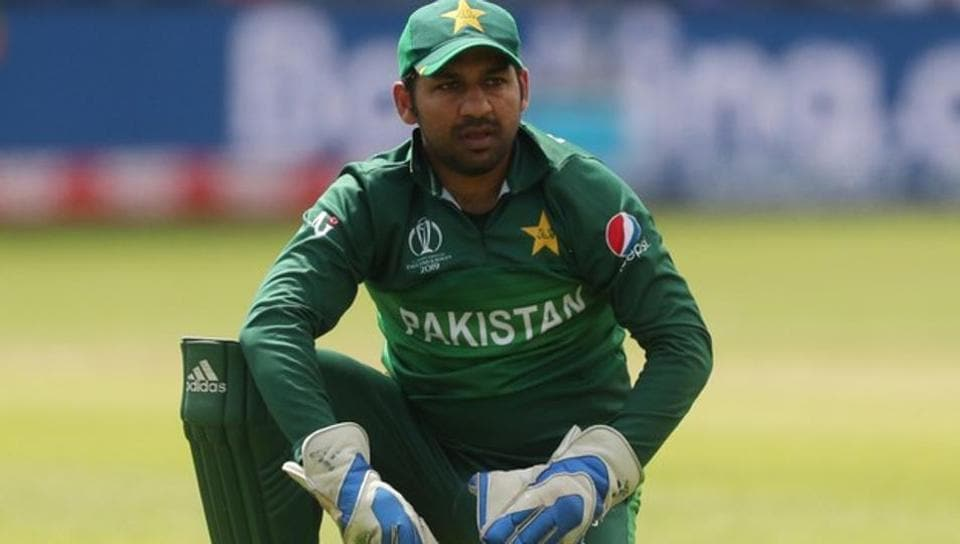 A file photo of Pakistan's Sarfaraz Ahmed.