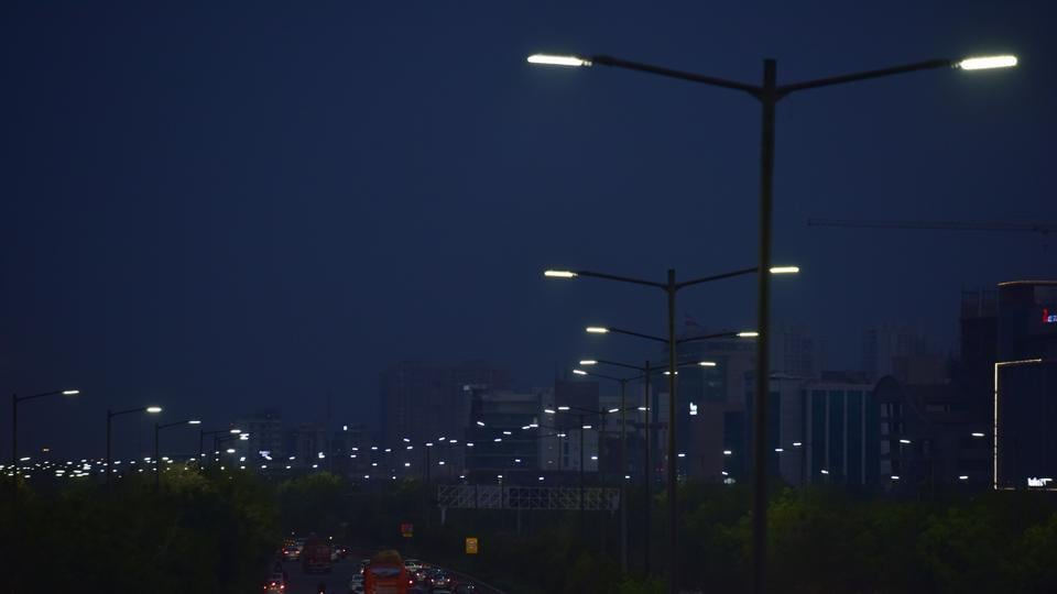 There is enough evidence to show improvement in safety and business activities due to the LEDstreetlights