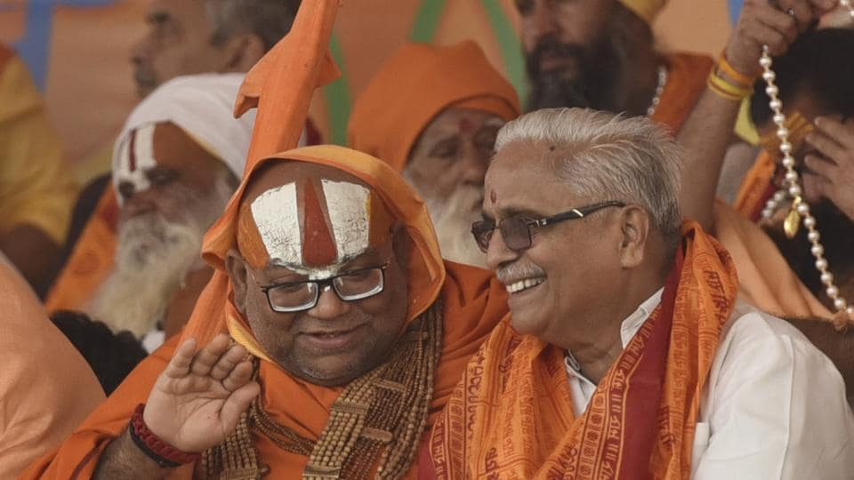 RSS leader Suresh 'Bhaiyyaji' Joshi said the RSS will decide its future course after the Ayodhya verdict