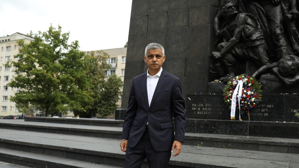 London mayor Sadiq Khan has called on organisers to cancel Kashmir-related protests scheduled on October 27.