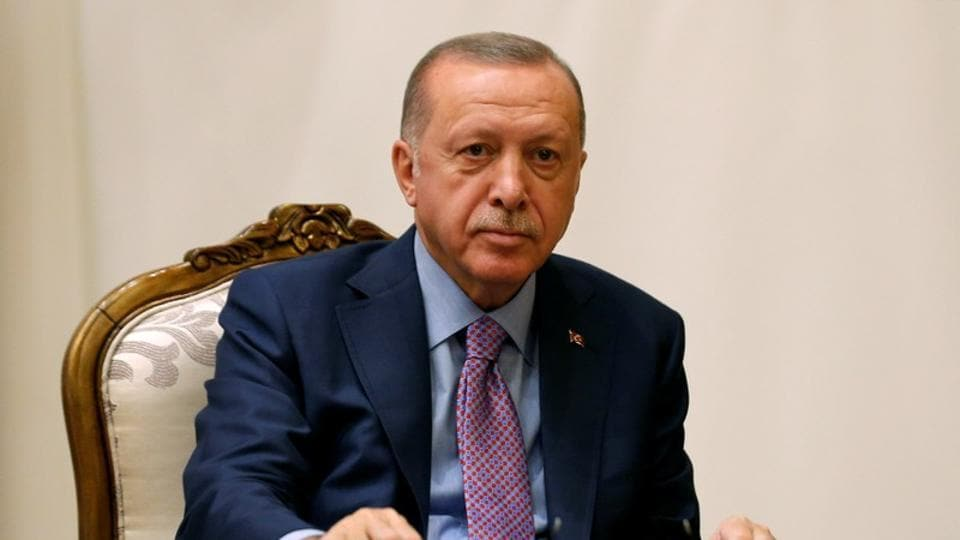 Turkish President Tayyip Erdogan has asked the Kurdish forces to withdraw from the proposed safe zone.