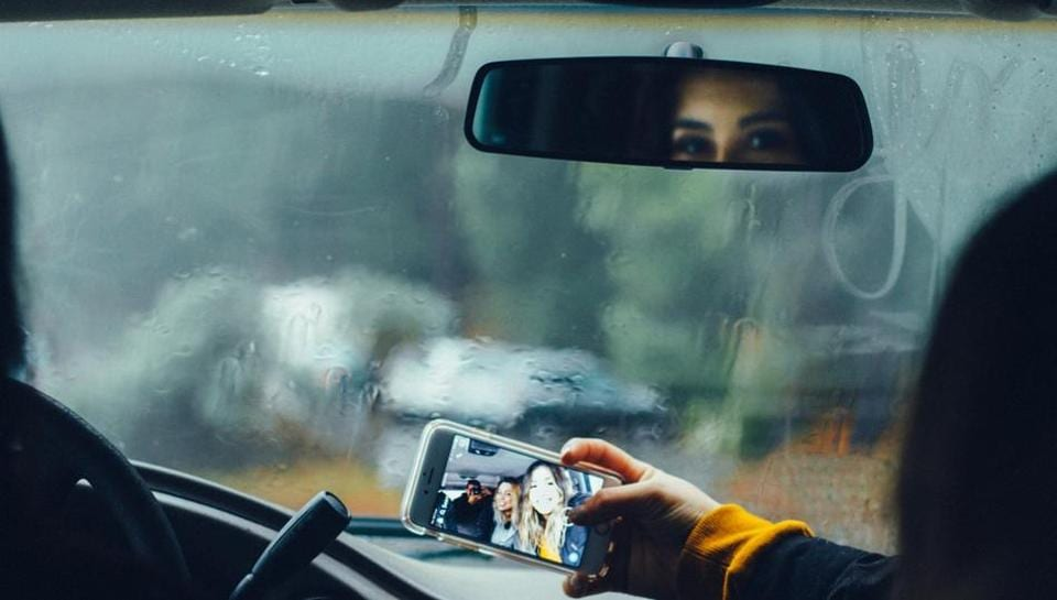 Snapchat has emerged as the biggest culprit, with researchers now reporting that one in six young people use the photo-sharing app while driving.