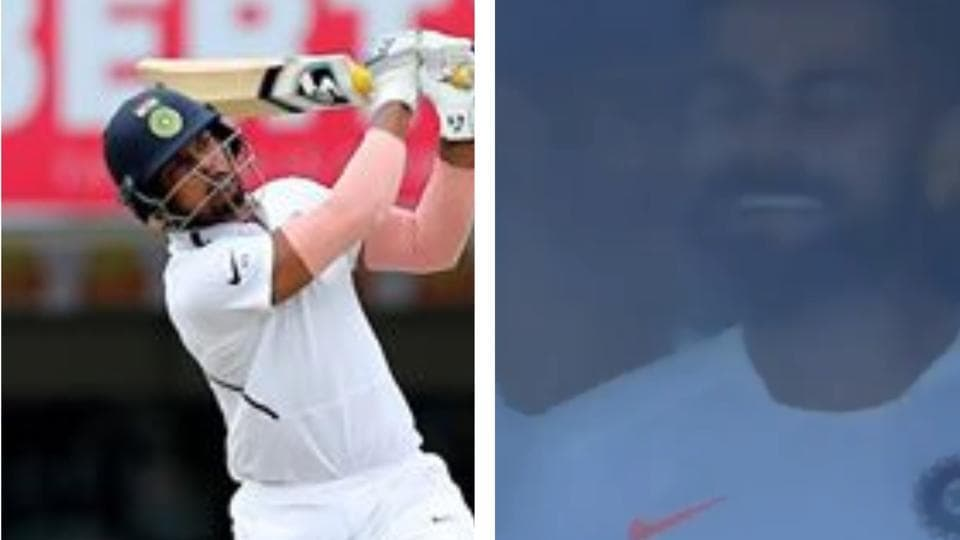 Virat Kohli  enjoyed Umesh Yadav's innings inRanchi.