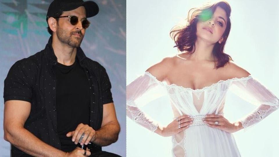 Hrithik Roshan and Anushka Sharma will star in Farah Khan's Seven.