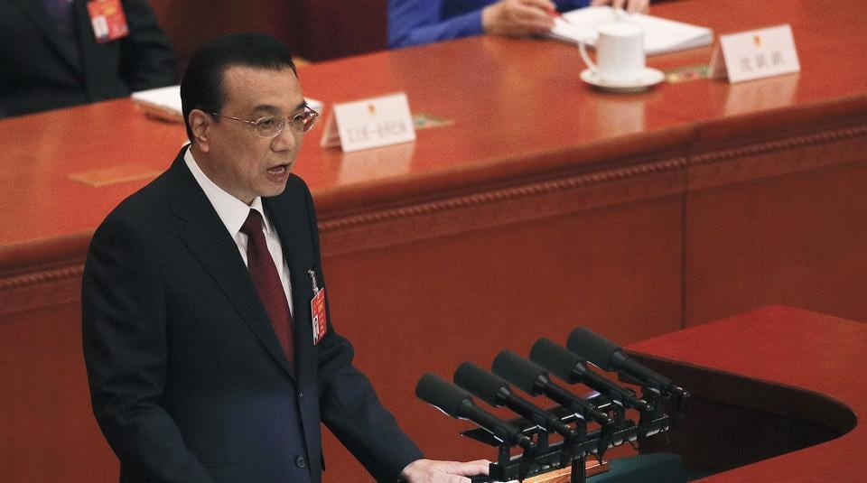 The State Council is China's cabinet, headed be Premier Li Keqiang.