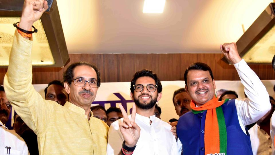 Bharatiya Janata Party (BJP)-Shiv Sena appear comfortably placed in the assembly elections scheduled on October 21.
