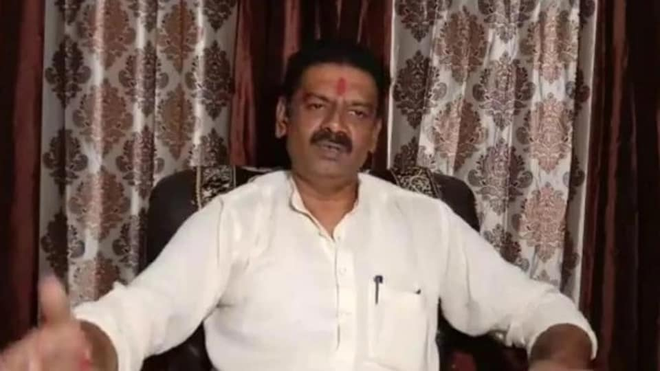 Gajraj Rana also claimed that people of the country want Ram Temple to be built as soon as possible.