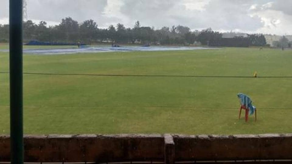 The Vijay Hazare Trophy quarter-finals were washed were abandoned due to rain.