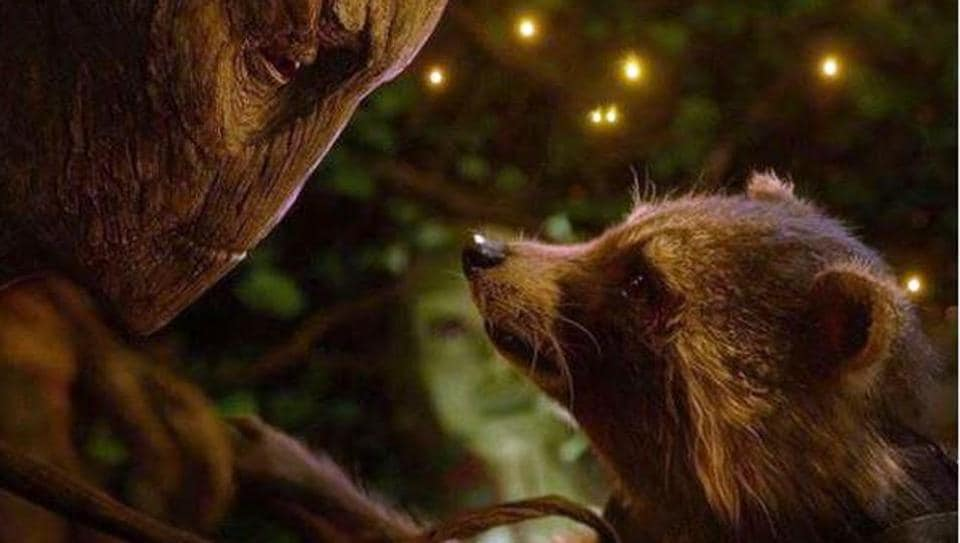 James Gunn responded to Francis Ford Coppola's recent comments with a picture of Rocket and Groot.