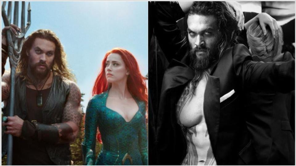 Amber Heard and Jason Momoa have worked together on Aquaman.