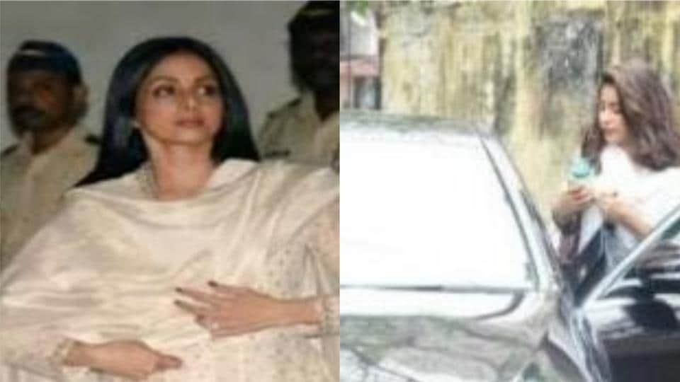 Janhvi Kapoor's new Maybach has the same number as her what her mother Sridevi's car sported.