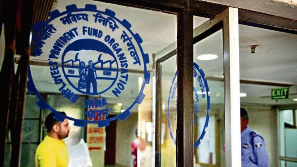 The cumulative arrears to the EPFO are only till the end of March and may have increased since then.