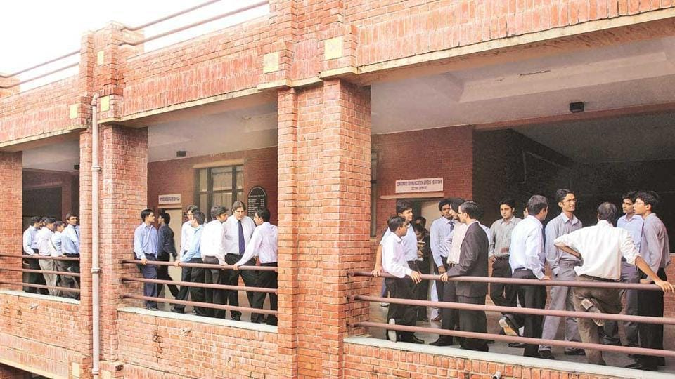 IIM Lucknow campus.