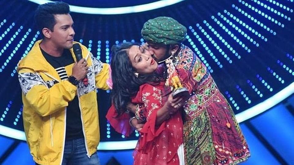 Neha Kakkar was forcibly kissed by a man on Indian Idol.
