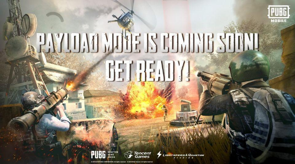 PUBGMobile Payload Mode.