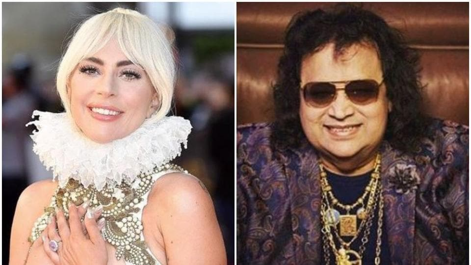 Bappi Lahiri and Lady Gaga have reportedly recorded two songs together.