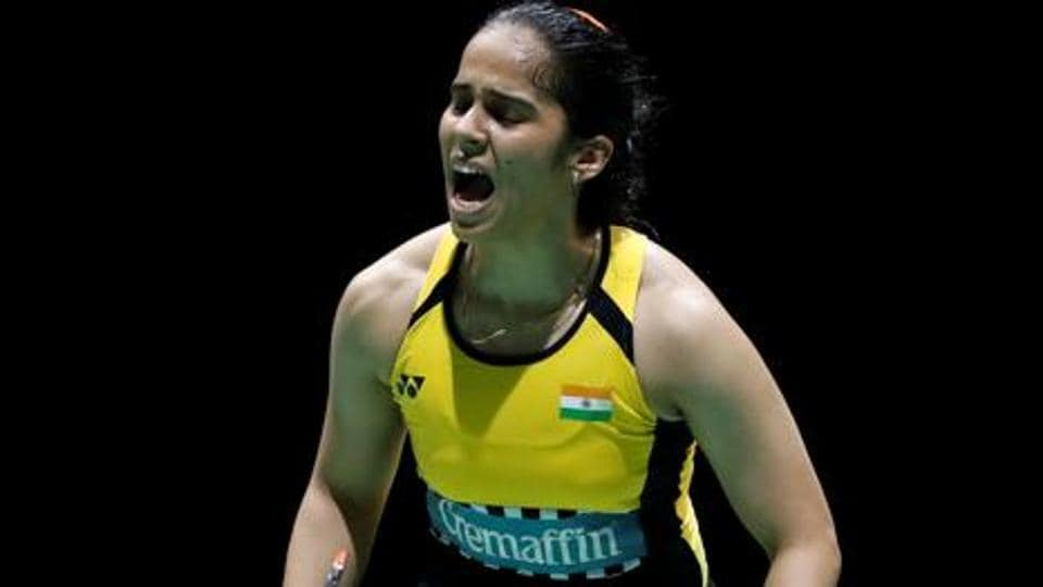 A file photo of Saina Nehwal.